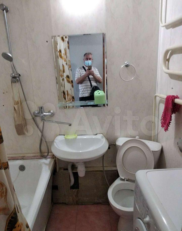 Аренда однокомнатной квартиры поселок Глебовский, улица Микрорайон 1, цена 16000 рублей, 2021 год объявление №1395979 на megabaz.ru