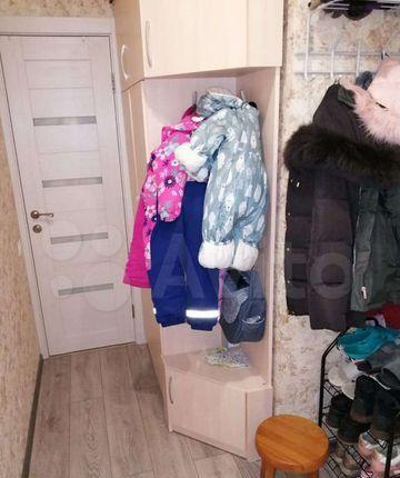 Продажа однокомнатной квартиры Пушкино, улица Просвещения 9, цена 5000000 рублей, 2021 год объявление №597886 на megabaz.ru