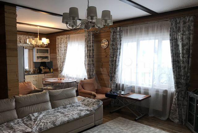 Продажа дома деревня Покров, Весенняя улица 20, цена 15500000 рублей, 2021 год объявление №557719 на megabaz.ru