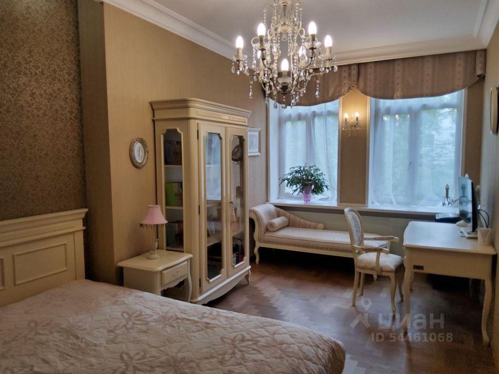 Продажа трёхкомнатной квартиры Москва, метро Проспект Мира, проспект Мира 46, цена 26500000 рублей, 2021 год объявление №663399 на megabaz.ru