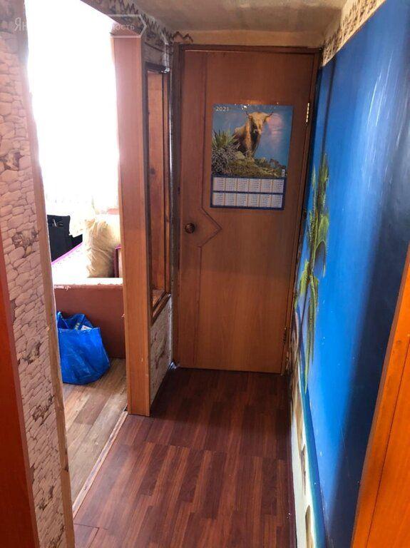 Продажа однокомнатной квартиры Орехово-Зуево, улица Урицкого 71А, цена 1950000 рублей, 2021 год объявление №597676 на megabaz.ru