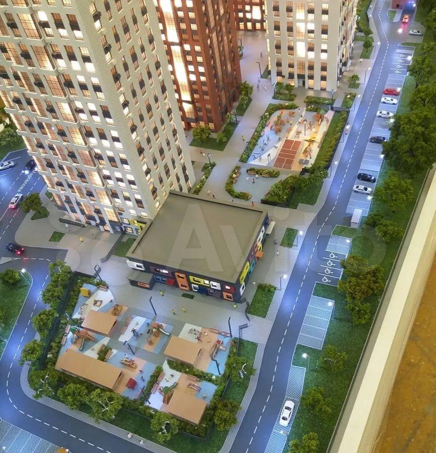 Продажа двухкомнатной квартиры Москва, метро Беговая, цена 16567000 рублей, 2021 год объявление №615011 на megabaz.ru