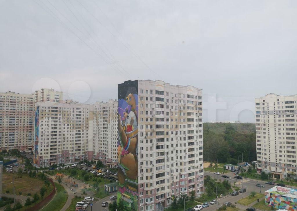 Аренда однокомнатной квартиры Одинцово, Кутузовская улица 7, цена 28000 рублей, 2021 год объявление №1359902 на megabaz.ru