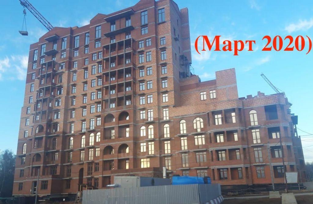 Продажа двухкомнатной квартиры село Лайково, метро Славянский бульвар, цена 4000000 рублей, 2021 год объявление №482736 на megabaz.ru