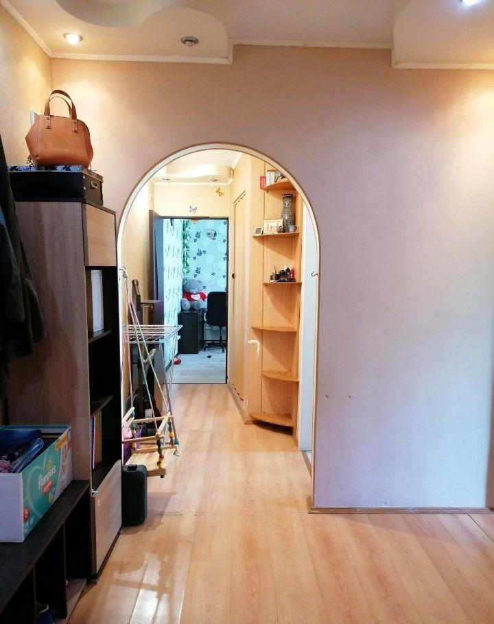 Продажа двухкомнатной квартиры село Орудьево, Фабричная улица 12А, цена 2500000 рублей, 2021 год объявление №375154 на megabaz.ru
