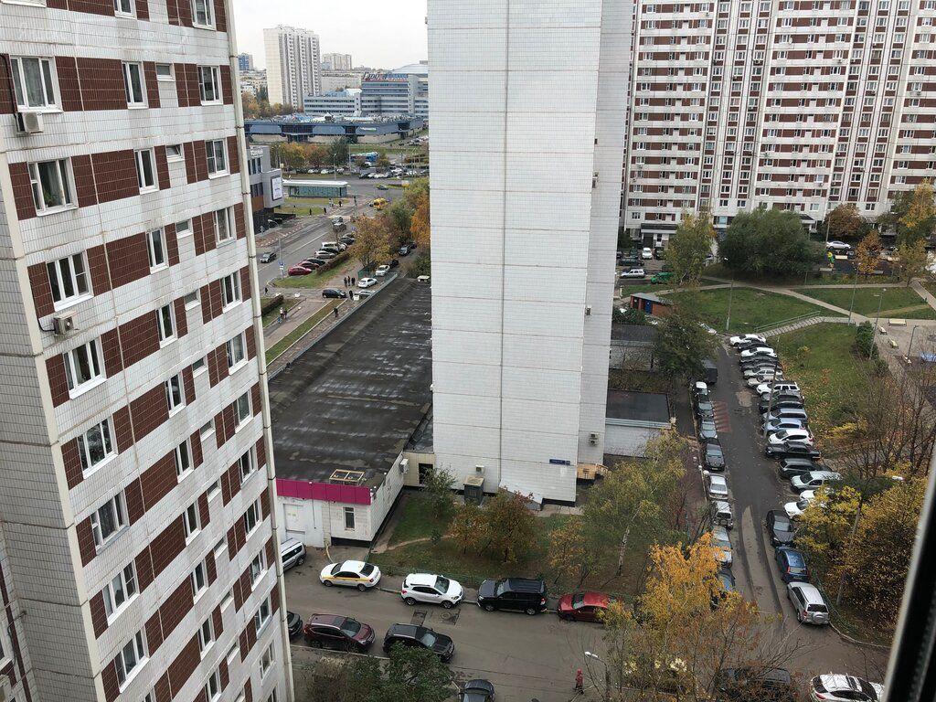 Продажа двухкомнатной квартиры Москва, метро Южная, Варшавское шоссе 128к1, цена 15500000 рублей, 2021 год объявление №377160 на megabaz.ru