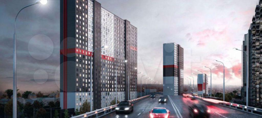 Продажа однокомнатной квартиры Реутов, метро Новокосино, цена 5483503 рублей, 2021 год объявление №579970 на megabaz.ru