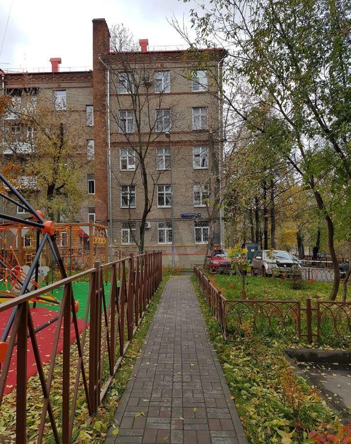 Продажа двухкомнатной квартиры Москва, метро Достоевская, 2-й Щемиловский переулок 16-20, цена 20500000 рублей, 2021 год объявление №615362 на megabaz.ru