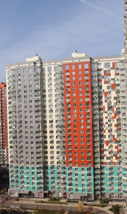 Продажа однокомнатной квартиры Москва, метро Митино, Митинская улица 28к4, цена 17000000 рублей, 2021 год объявление №598781 на megabaz.ru
