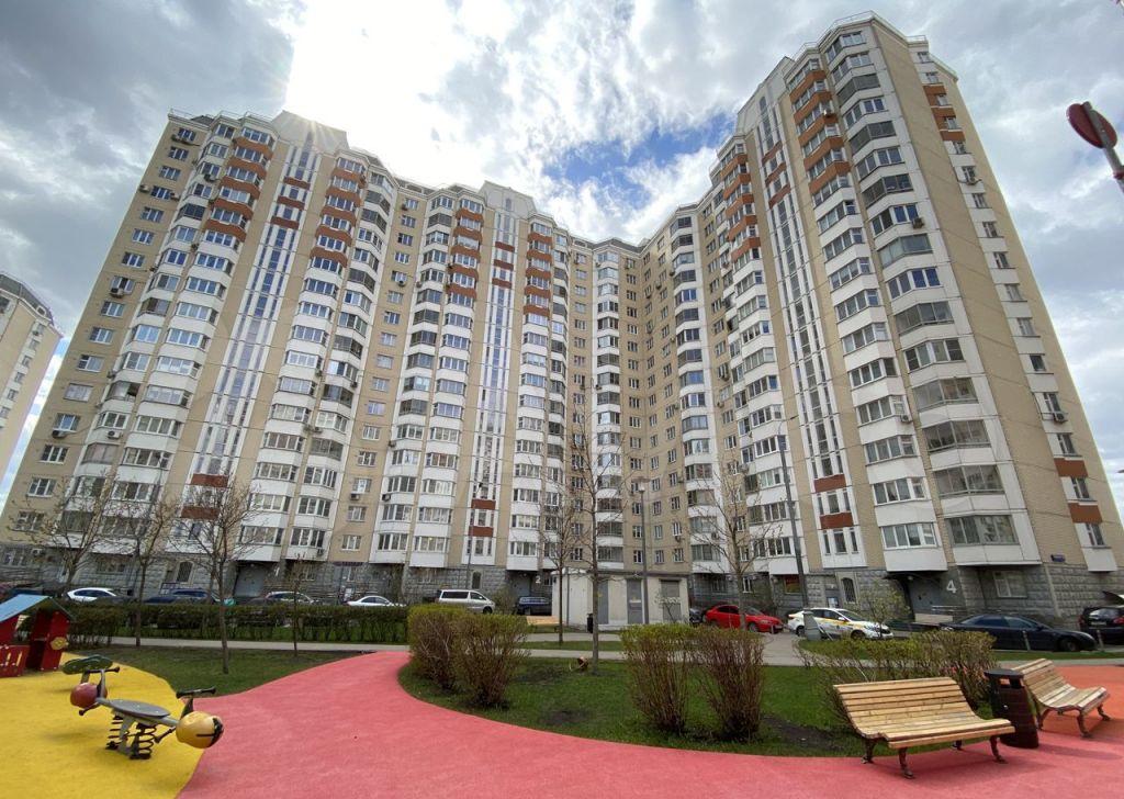 Продажа двухкомнатной квартиры Москва, метро Бибирево, Юрловский проезд 14к2, цена 12500000 рублей, 2021 год объявление №615344 на megabaz.ru