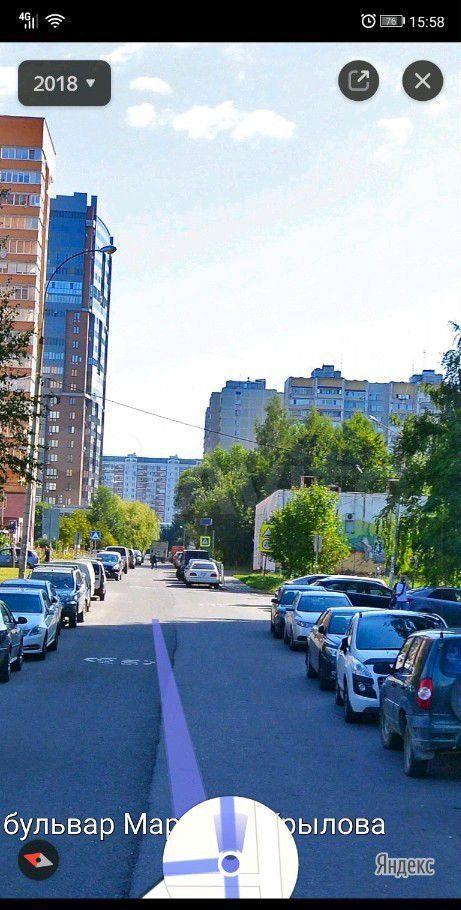 Аренда однокомнатной квартиры Одинцово, бульвар Маршала Крылова 6, цена 27000 рублей, 2021 год объявление №1360657 на megabaz.ru