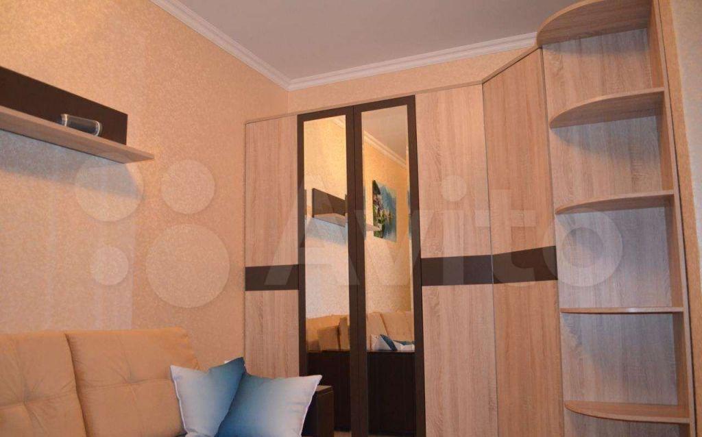 Аренда однокомнатной квартиры деревня Солманово, Лазурная улица 16, цена 28000 рублей, 2021 год объявление №1360732 на megabaz.ru