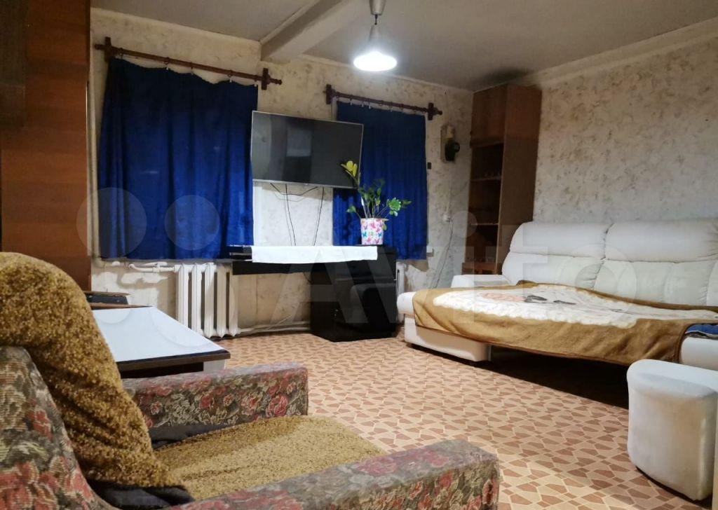 Аренда дома село Ромашково, Колхозная улица 44, цена 35000 рублей, 2021 год объявление №1365588 на megabaz.ru