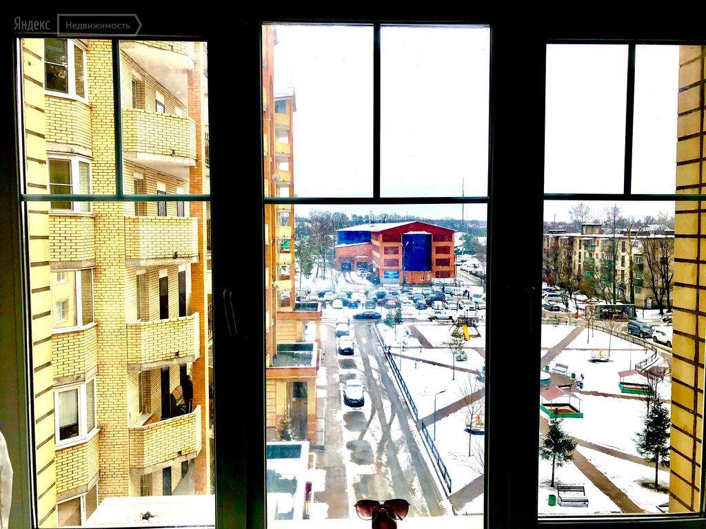 Продажа однокомнатной квартиры село Перхушково, цена 7030000 рублей, 2021 год объявление №599169 на megabaz.ru