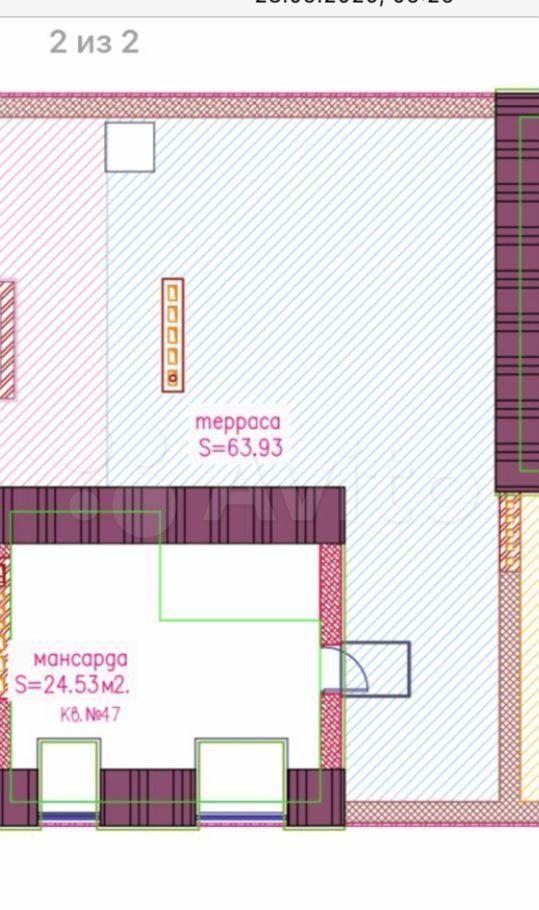 Продажа студии Апрелевка, улица Декабристов 5, цена 5600000 рублей, 2021 год объявление №615759 на megabaz.ru