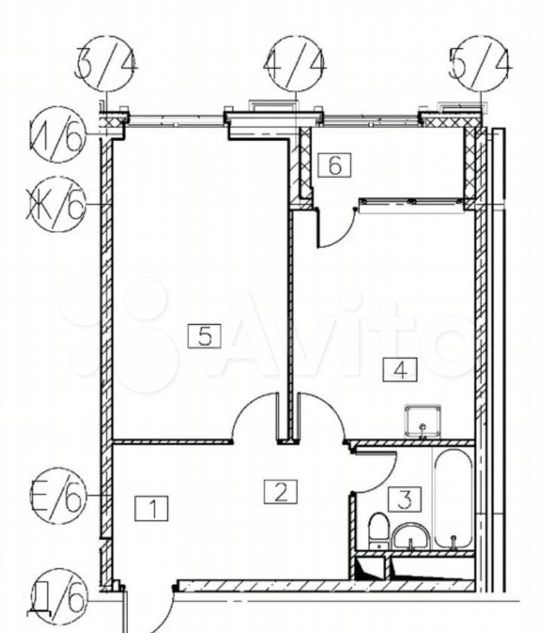 Продажа однокомнатной квартиры Москва, метро Алексеевская, цена 8600000 рублей, 2021 год объявление №616930 на megabaz.ru