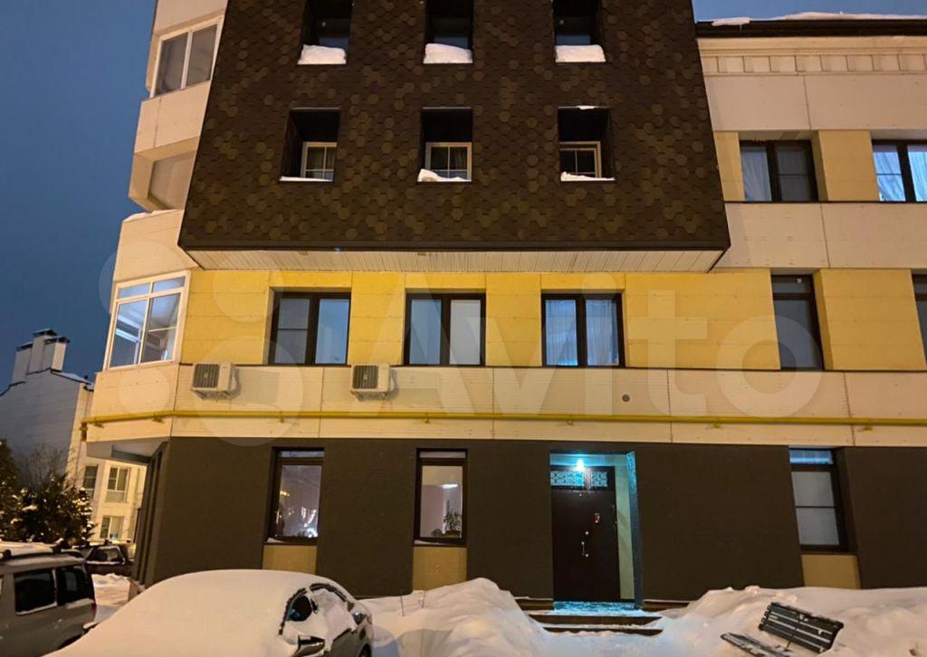 Продажа студии деревня Гаврилково, метро Пятницкое шоссе, улица 14-й Квартал 6, цена 7241400 рублей, 2021 год объявление №599373 на megabaz.ru