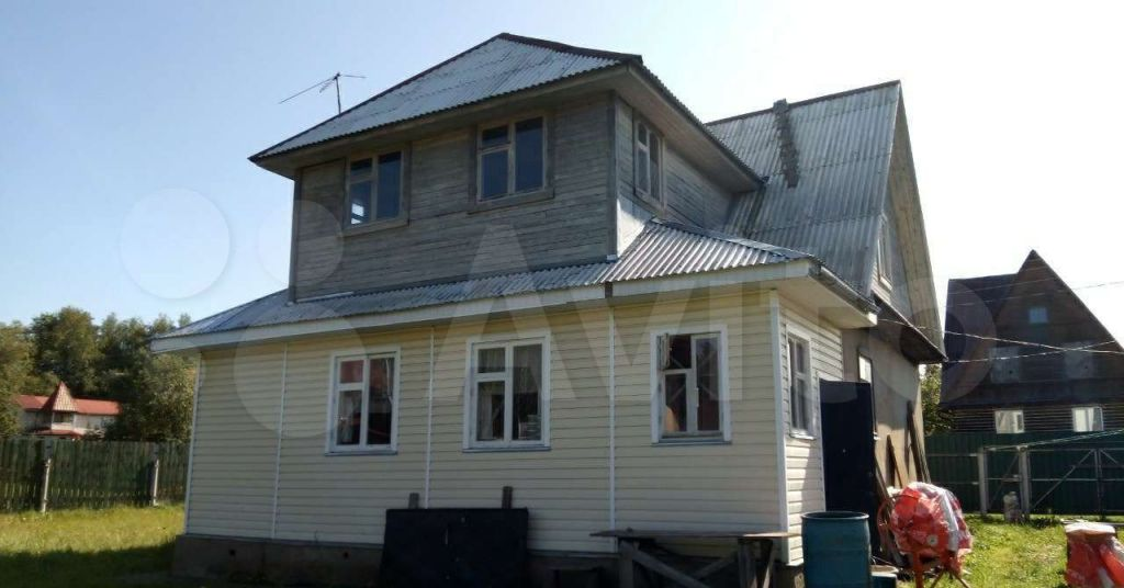 Продажа дома деревня Покровка, цена 8000000 рублей, 2021 год объявление №647758 на megabaz.ru
