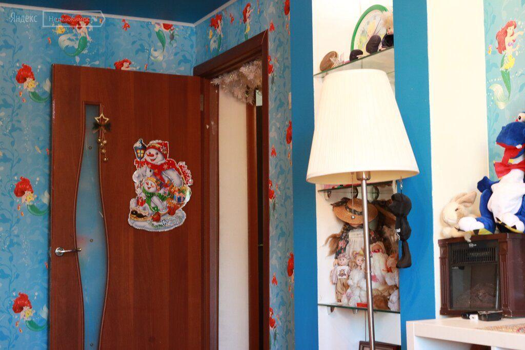 Продажа трёхкомнатной квартиры Сергиев Посад, Московское шоссе 2, цена 5490000 рублей, 2021 год объявление №599376 на megabaz.ru
