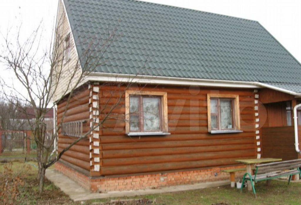 Продажа дома деревня Марьино, Луговая улица, цена 540000 рублей, 2021 год объявление №643228 на megabaz.ru