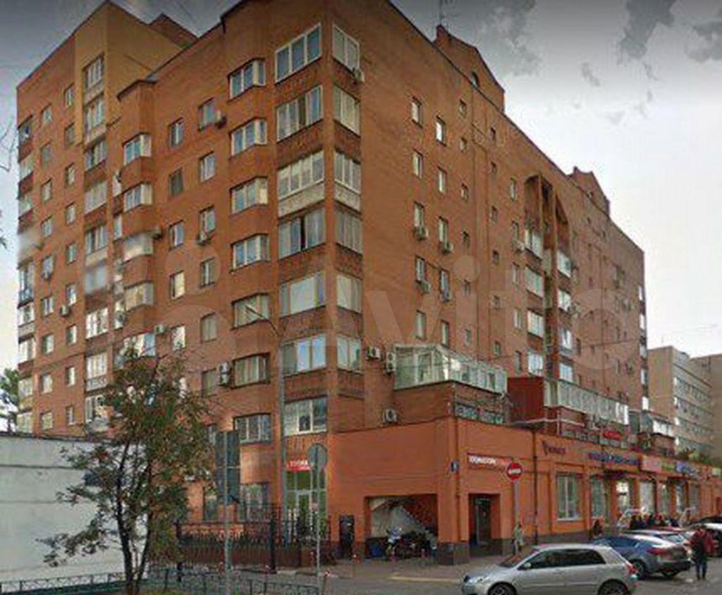 Продажа двухкомнатной квартиры Москва, метро Бауманская, Ладожская улица 8, цена 10902100 рублей, 2021 год объявление №599836 на megabaz.ru