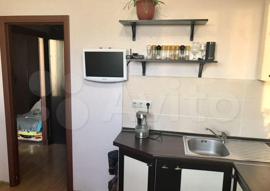 Продажа однокомнатной квартиры поселок Литвиново, цена 3150000 рублей, 2021 год объявление №584937 на megabaz.ru