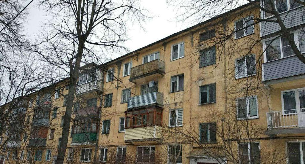 Продажа двухкомнатной квартиры Электросталь, улица Пушкина 28, цена 2950000 рублей, 2021 год объявление №616178 на megabaz.ru