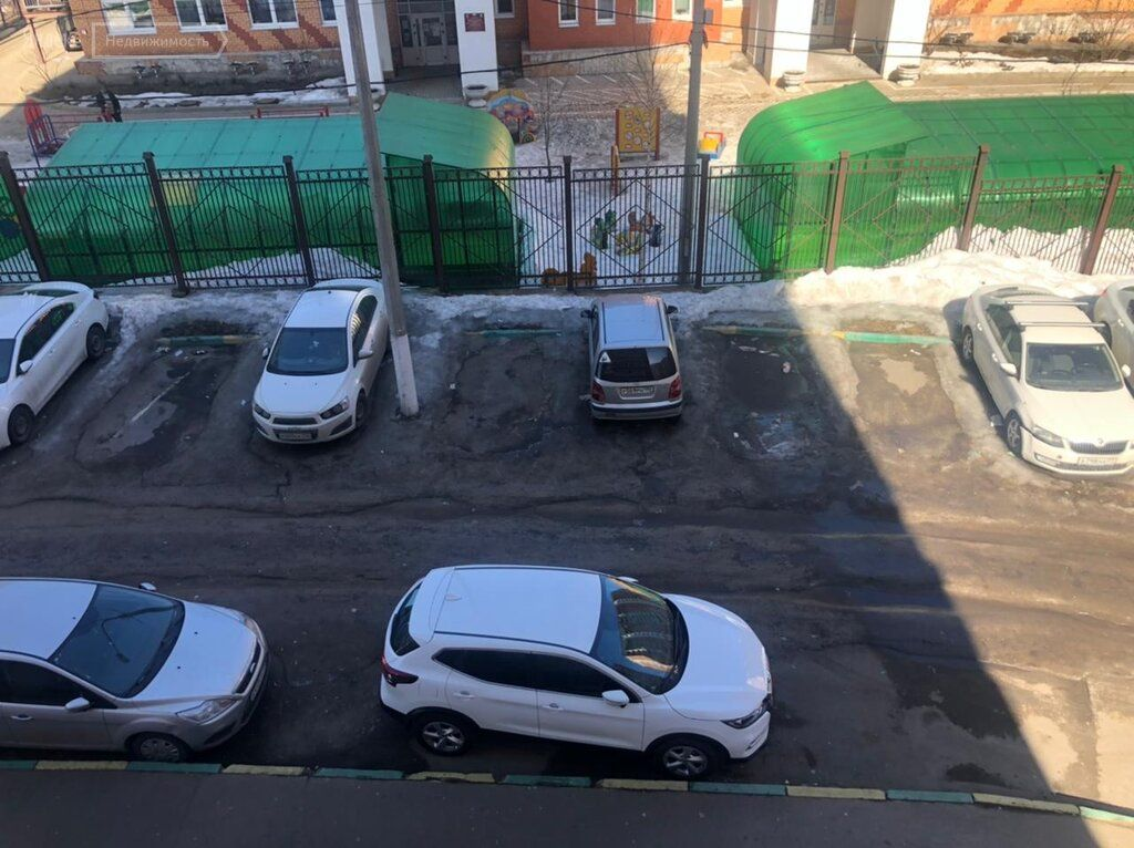Продажа однокомнатной квартиры Котельники, цена 6800000 рублей, 2021 год объявление №599690 на megabaz.ru