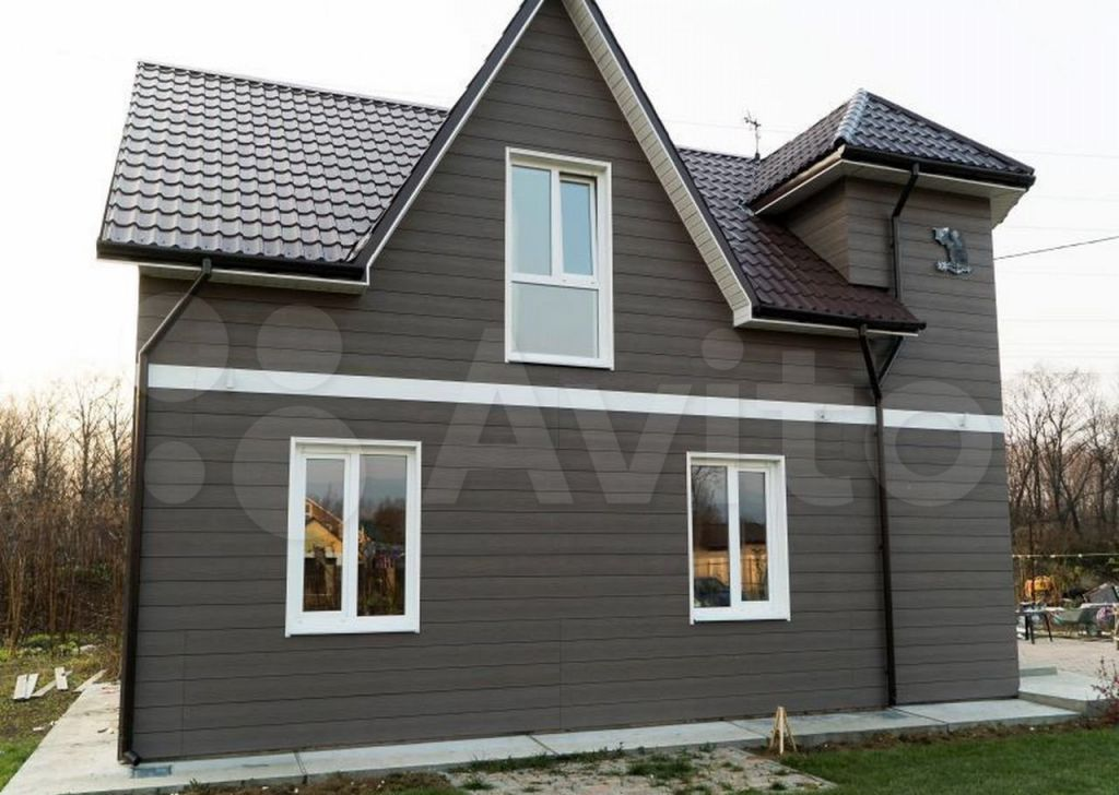 Продажа дома Москва, Центральная улица, цена 5600000 рублей, 2021 год объявление №600447 на megabaz.ru