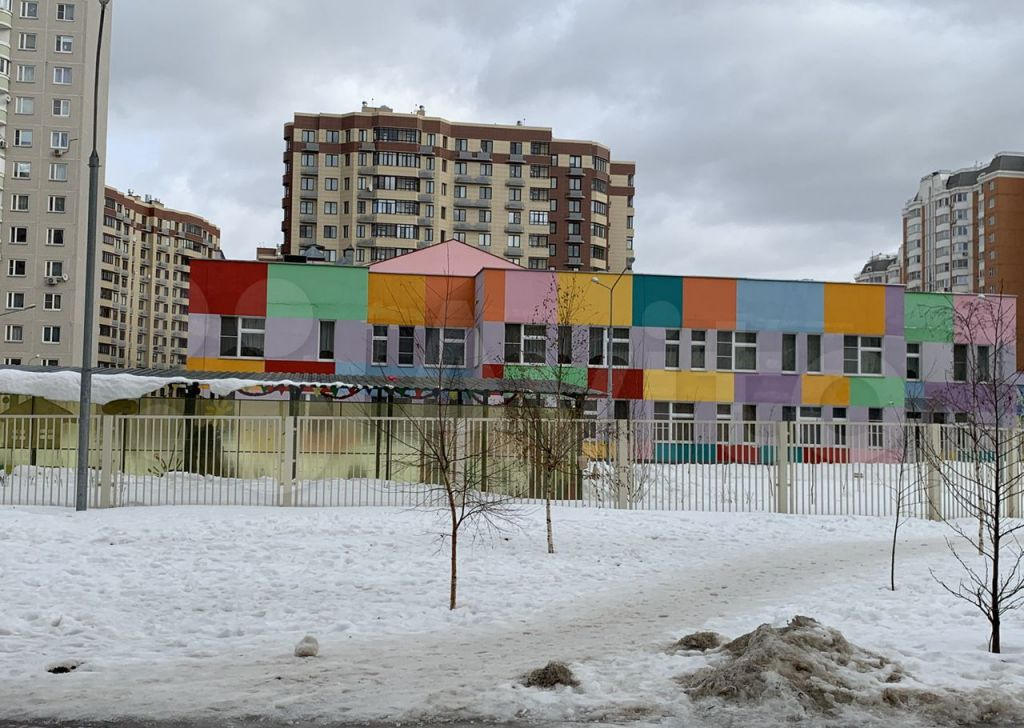 Продажа двухкомнатной квартиры Видное, Ермолинская улица 1, цена 7970000 рублей, 2021 год объявление №600315 на megabaz.ru