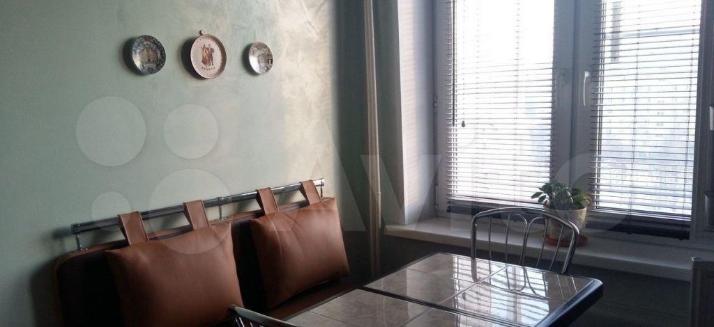 Аренда однокомнатной квартиры Москва, метро Царицыно, Бакинская улица 14, цена 25000 рублей, 2021 год объявление №1362532 на megabaz.ru