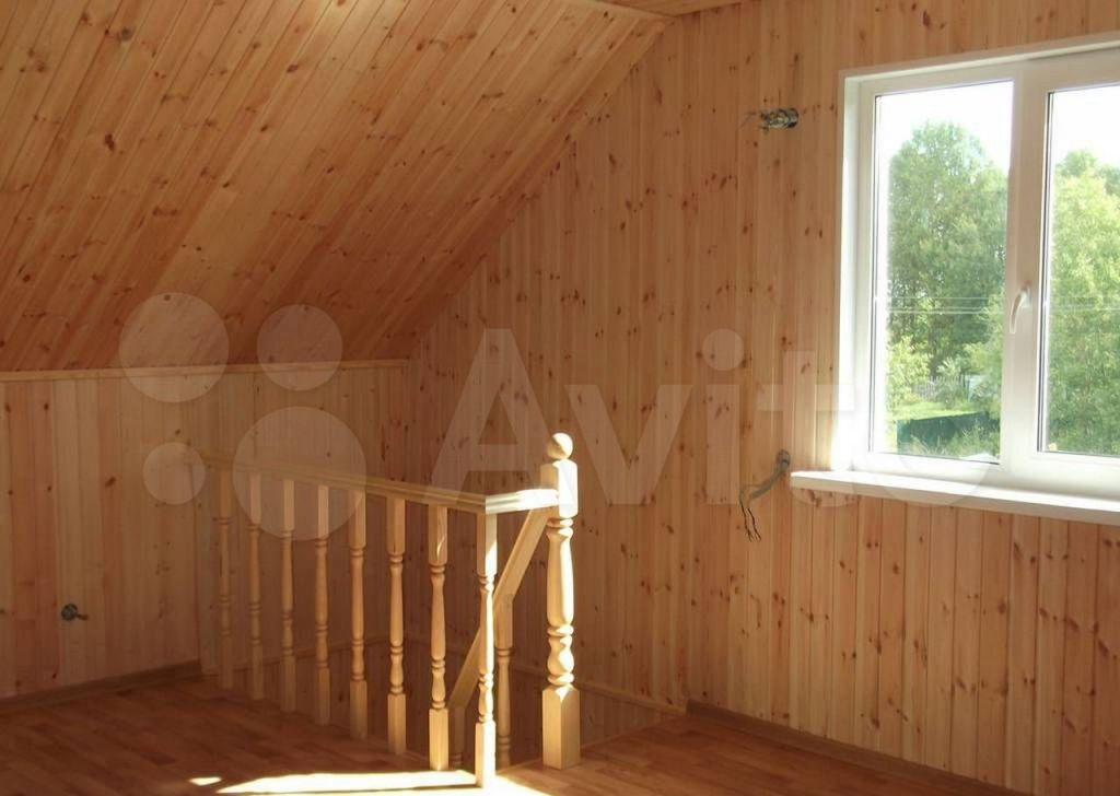 Продажа дома деревня Алфёрово, цена 1800000 рублей, 2021 год объявление №600259 на megabaz.ru