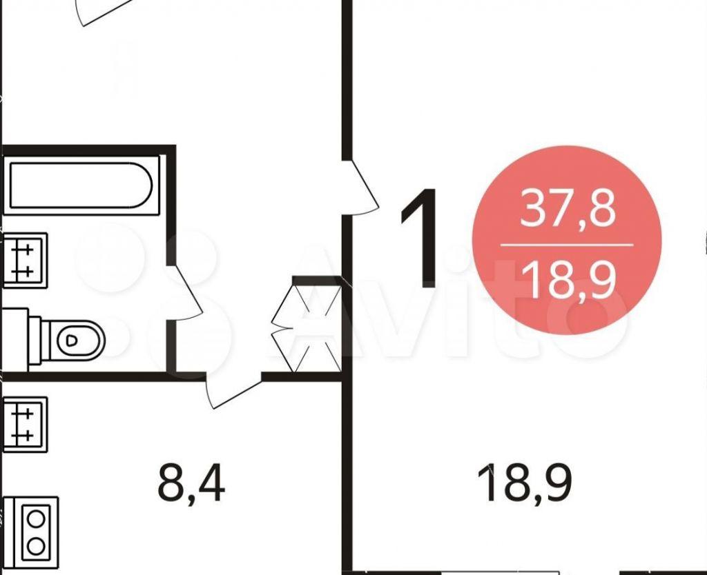 Аренда однокомнатной квартиры Москва, метро Орехово, Бирюлёвская улица 47к1, цена 28000 рублей, 2021 год объявление №1362485 на megabaz.ru