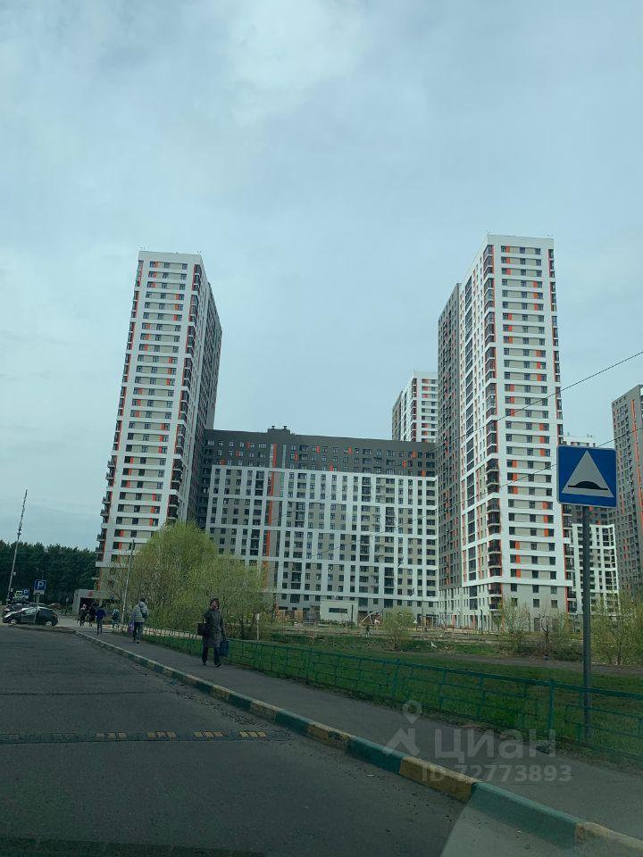Продажа трёхкомнатной квартиры Котельники, Сосновая улица 1к5, цена 14900000 рублей, 2021 год объявление №617460 на megabaz.ru