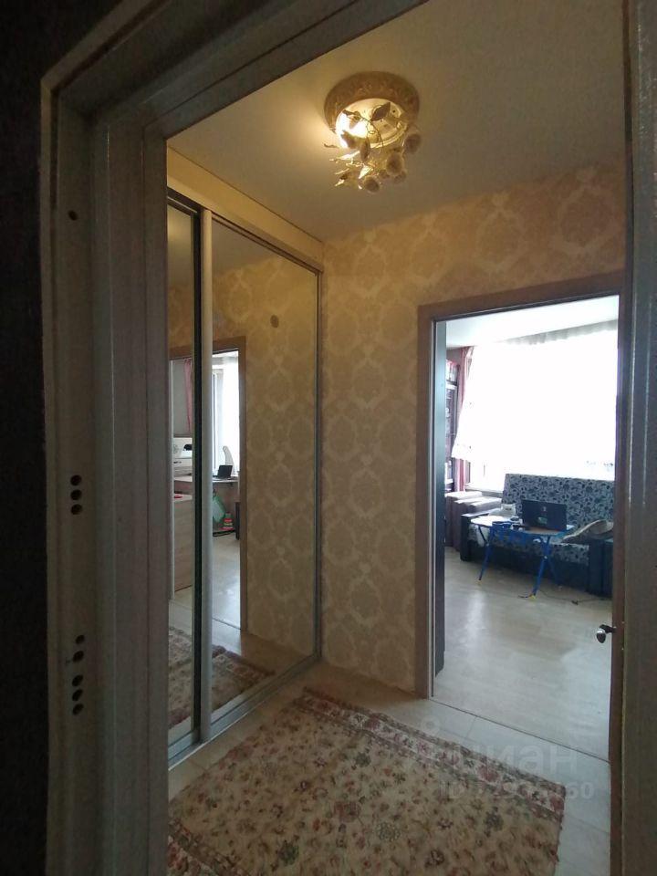Продажа однокомнатной квартиры деревня Подолино, Беговая улица 14, цена 4500000 рублей, 2021 год объявление №618155 на megabaz.ru