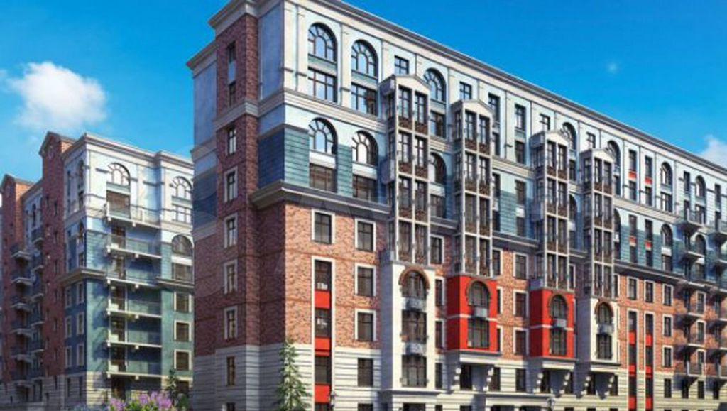 Продажа двухкомнатной квартиры Видное, цена 7690000 рублей, 2021 год объявление №600783 на megabaz.ru