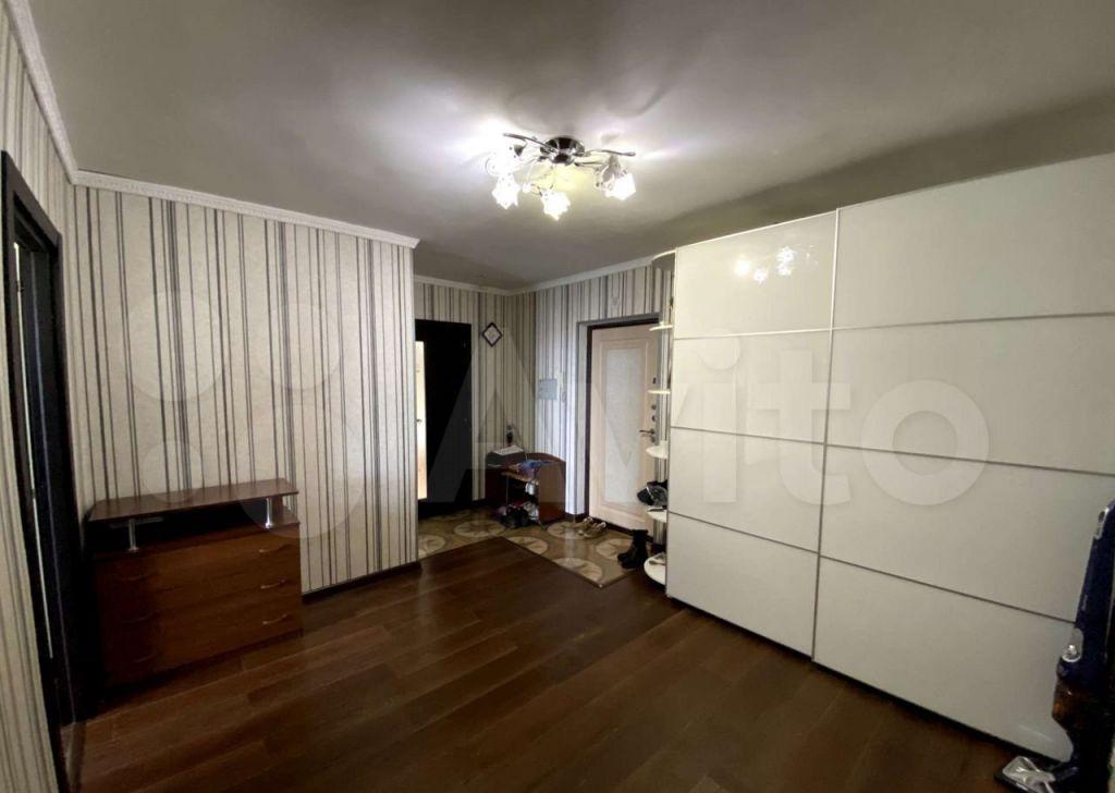 Продажа однокомнатной квартиры Пушкино, 1-я Серебрянская улица 21, цена 6250000 рублей, 2021 год объявление №615983 на megabaz.ru