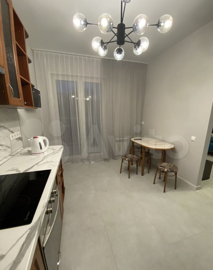 Аренда двухкомнатной квартиры поселок Мечниково, цена 50000 рублей, 2021 год объявление №1363117 на megabaz.ru
