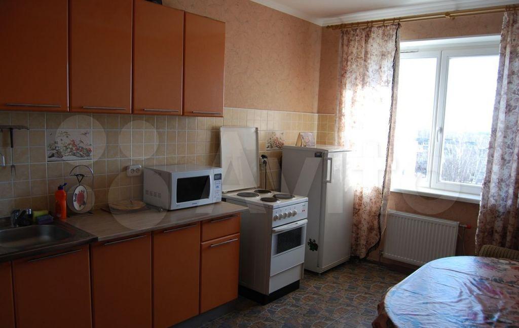 Аренда трёхкомнатной квартиры поселок Володарского, Зелёная улица 41, цена 35000 рублей, 2021 год объявление №1363170 на megabaz.ru
