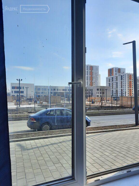 Аренда однокомнатной квартиры Одинцово, Рябиновая улица 3к1, цена 27000 рублей, 2021 год объявление №1363696 на megabaz.ru