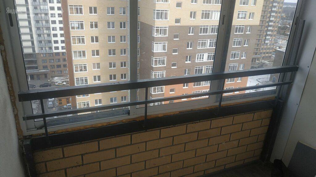 Аренда однокомнатной квартиры Балашиха, метро Новокосино, улица Калинина 20, цена 20000 рублей, 2021 год объявление №1363786 на megabaz.ru