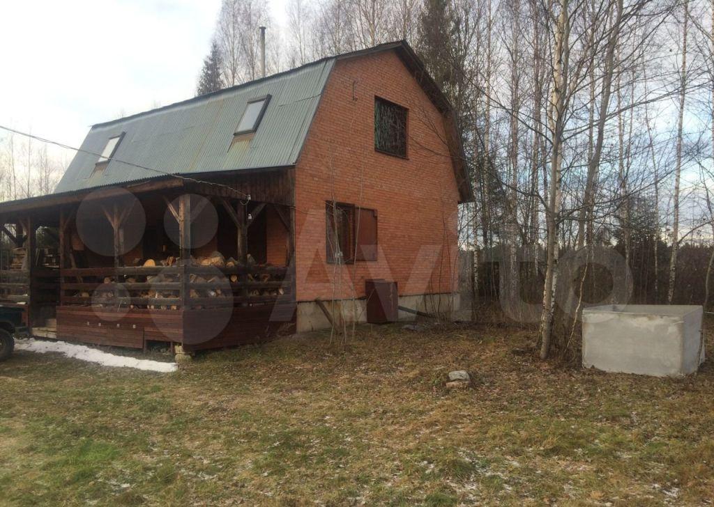 Продажа дома СНТ Поляна, цена 1700000 рублей, 2021 год объявление №601276 на megabaz.ru