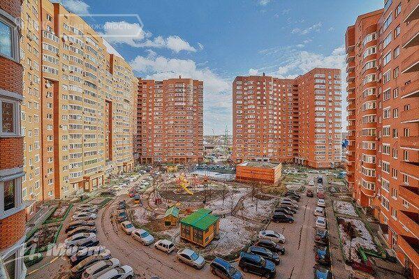 Продажа трёхкомнатной квартиры Котельники, 2-й Покровский проезд 8, цена 11500000 рублей, 2021 год объявление №601295 на megabaz.ru