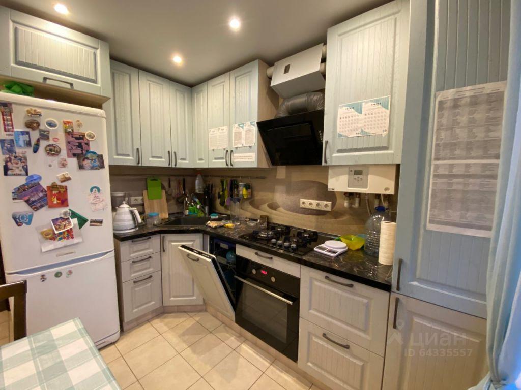 Продажа двухкомнатной квартиры село Верзилово, Центральная улица 5, цена 3700000 рублей, 2021 год объявление №617452 на megabaz.ru