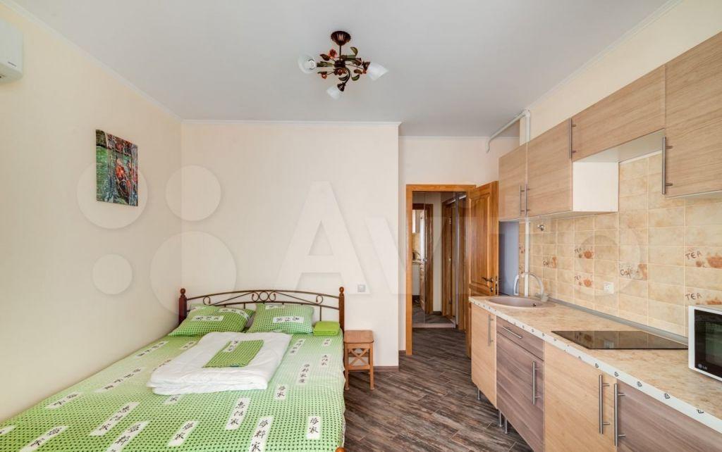 Аренда однокомнатной квартиры Одинцово, улица Чистяковой 62, цена 25000 рублей, 2021 год объявление №1363804 на megabaz.ru