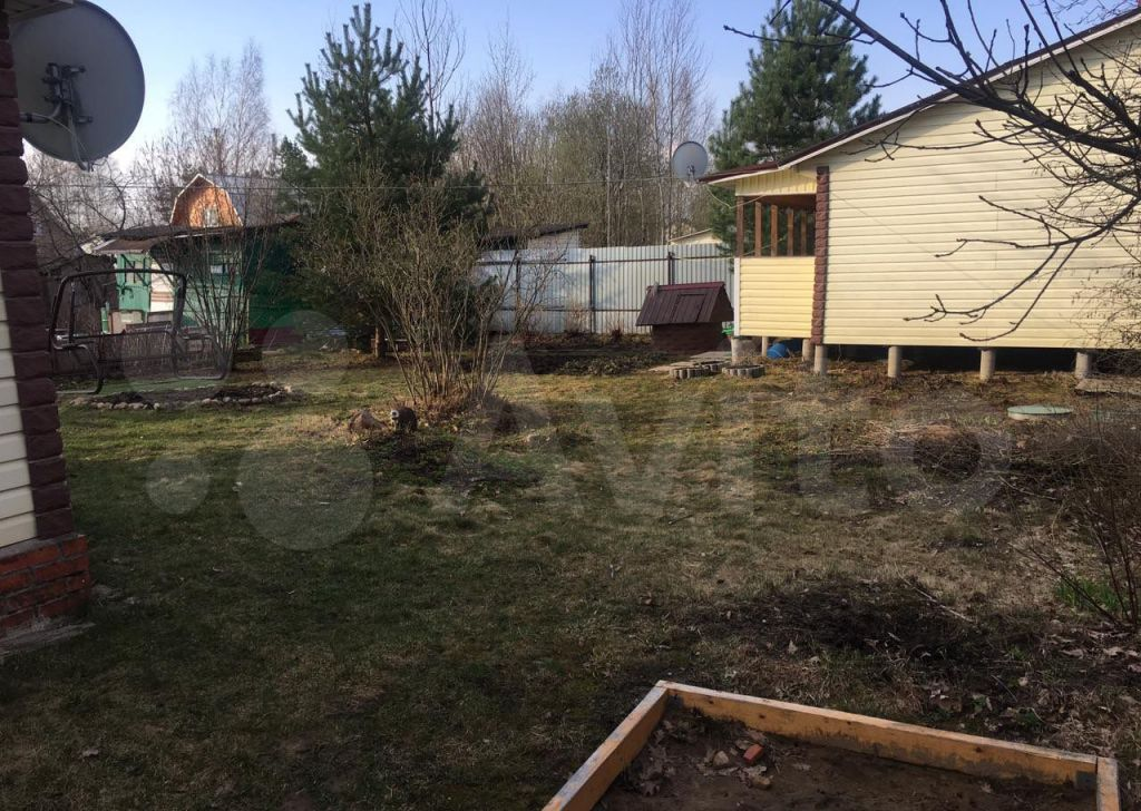 Продажа дома садовое товарищество Вертолет, цена 1800000 рублей, 2021 год объявление №608900 на megabaz.ru