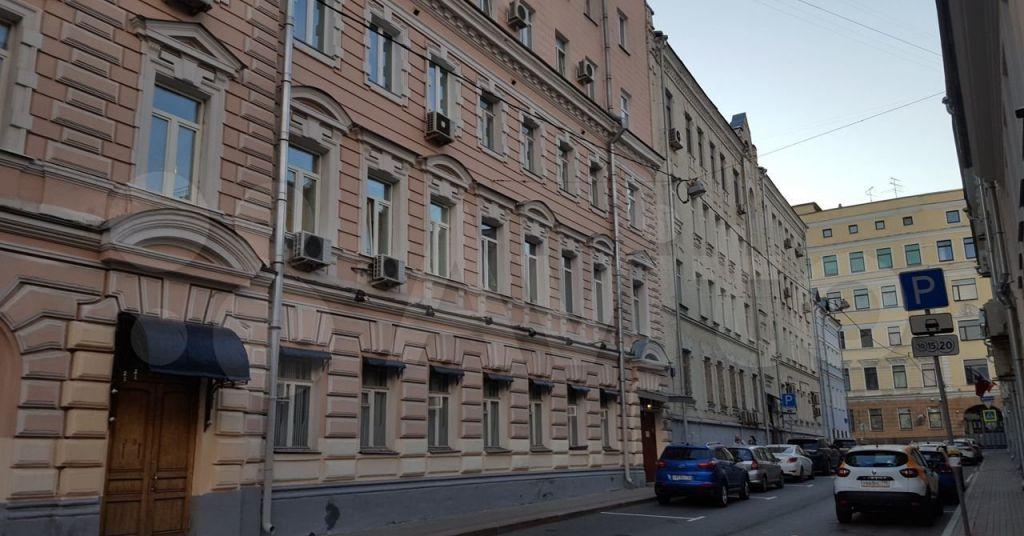 Аренда студии Москва, метро Китай-город, Девяткин переулок 2, цена 40000 рублей, 2021 год объявление №1445113 на megabaz.ru
