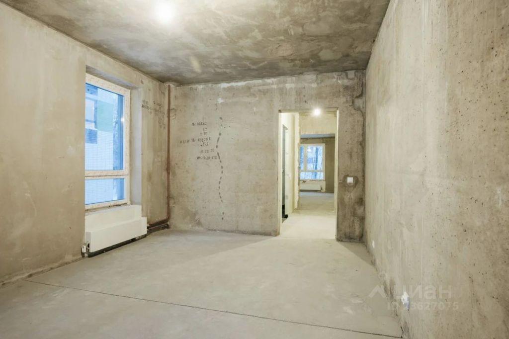 Продажа двухкомнатной квартиры поселок Ильинское-Усово, Заповедная улица 5, цена 9970000 рублей, 2021 год объявление №632609 на megabaz.ru