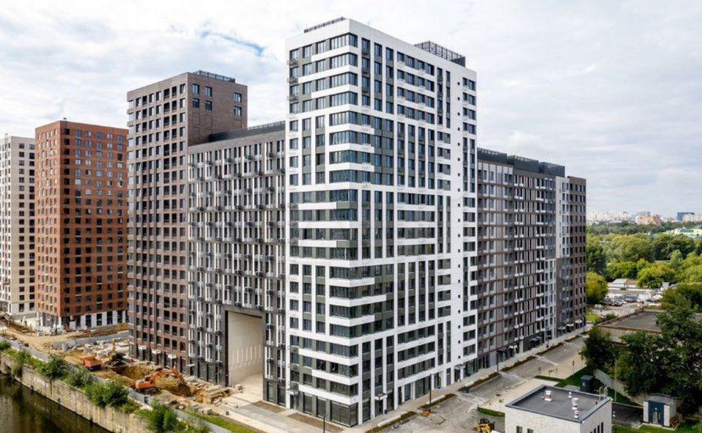 Продажа трёхкомнатной квартиры Москва, метро Фили, цена 33250000 рублей, 2021 год объявление №548617 на megabaz.ru
