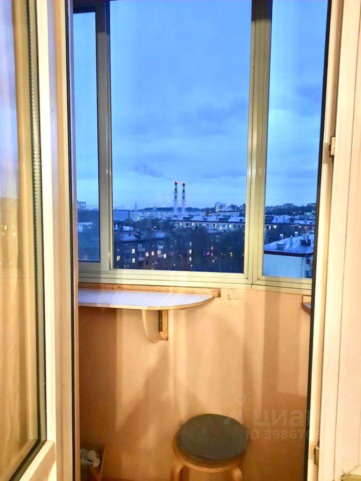 Аренда однокомнатной квартиры Москва, метро Коломенская, Высокая улица 12, цена 2500 рублей, 2021 год объявление №1384487 на megabaz.ru